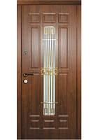 Дверь входная с ковкой №12 модель 120