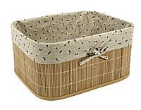 Корзинка из бамбука 32х42х20см