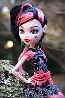Монстр хай Дракулаура Страх, Камера, Мотор Monster High Frights, Camera, Action! Black Carpet Draculaura Doll