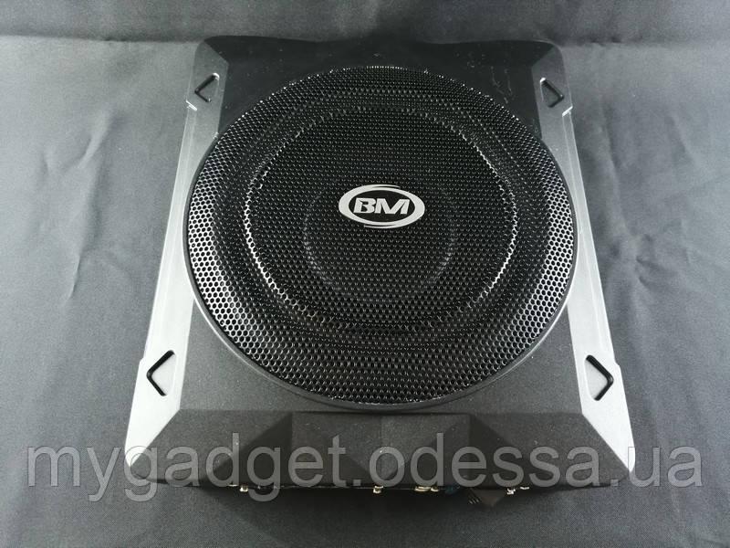 "10"" Активный плоский корпусной cабвуфер BOSCHMANN BM Audio BM-T10 800W"