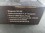 """10"""" Активный плоский корпусной cабвуфер BOSCHMANN BM Audio BM-T10 800W, фото 4"""