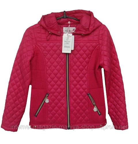 Женская куртка подросток
