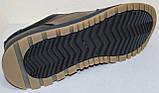 Кроссовки мужские кожаные от производителя модель ГЛ3381, фото 6