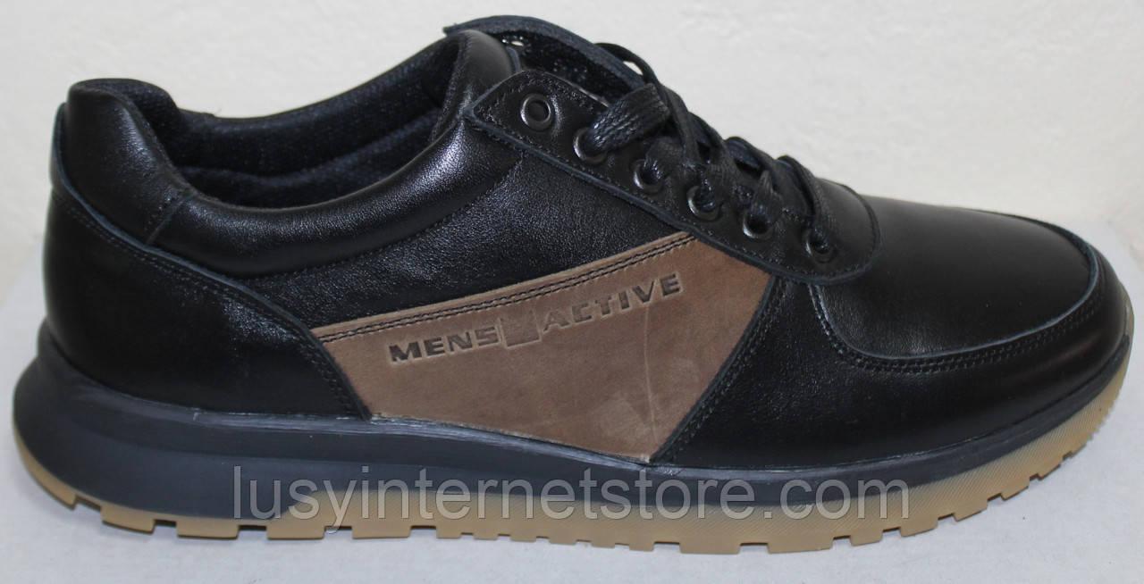 Кроссовки мужские кожаные от производителя модель ГЛ3381