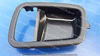 Облицовка ручки двери СЛАВУТА 1103 внутренняя задняя правая АвтоЗАЗ 1105-6205184, фото 1