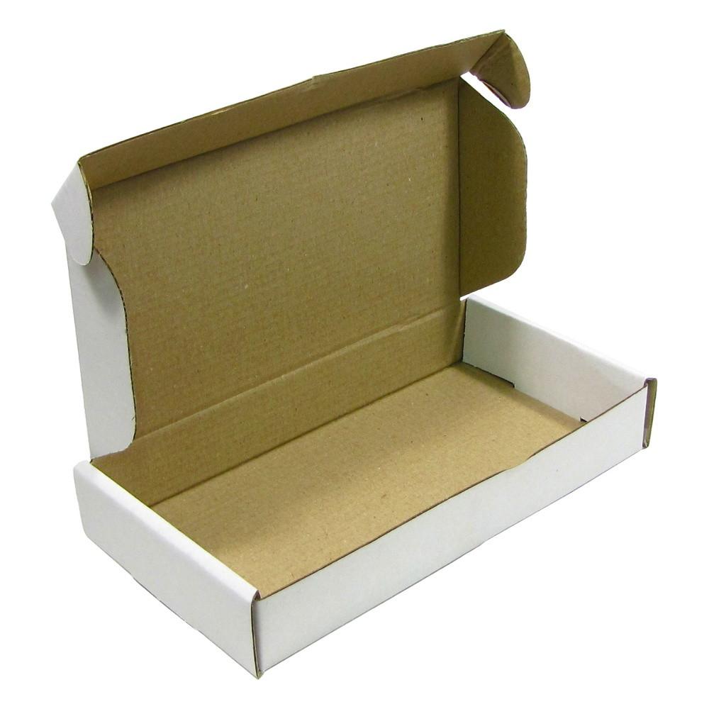 Коробка № 4 (19 x 10 x 3 см из микрогофрокартона)