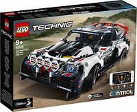 Конструктор LEGO Technic Гоночный автомобиль Top Gear на управлении (42109)