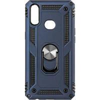 Чехол HONOR Hard Defence Series New для Huawei Y6s Blue