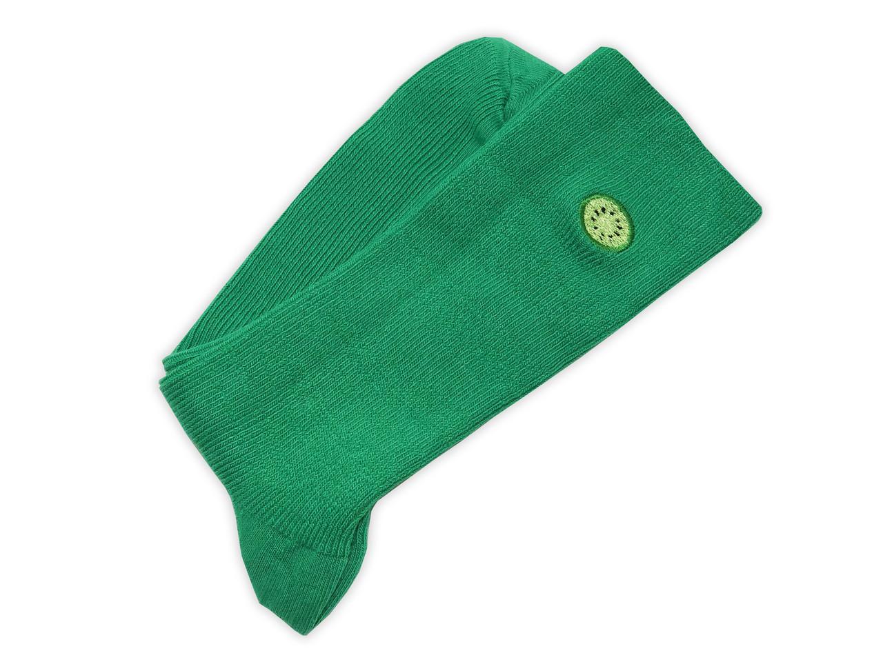 Носки Neseli Daily Premium Киви зелёные 7299