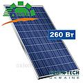 Amerisolar AS-6P30 260 W солнечная панель поликристаллическая