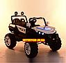 Дитячий повнопривідний електромобіль Баггі на акумуляторі . Позашляховик Джип BUGGY з 4 моторами T-7840 білий, фото 3