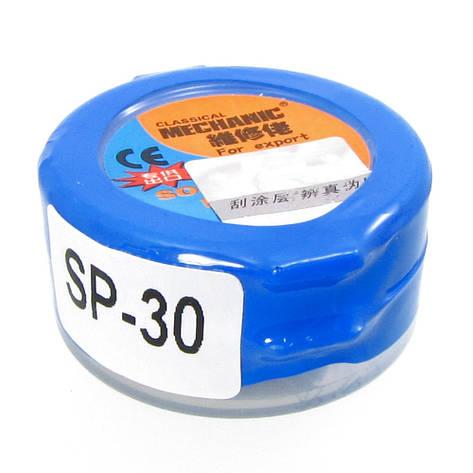 Паста BGA MECHANIC SP30 16 гр, фото 2