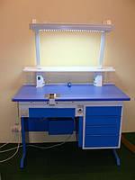 Стол зуботехнический СЗТ