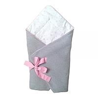Cotton Living - Конверт для новорожденного на выписку Little Star (Pink)