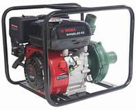 Мотопомпа высокого давления WEIMA WMQBL65-55  для чистой воды