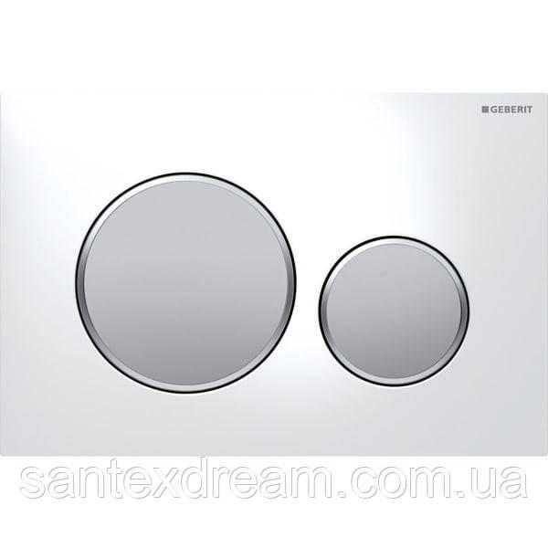 Смывная клавиша Geberit Sigma 20 белый (115.882.KL.1)
