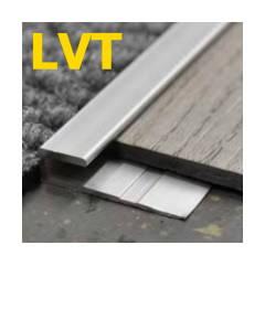 Профили для LVT покрытий
