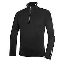 Флисовая кофта ZeroRH+ Planar Jersey black-off white (MD)
