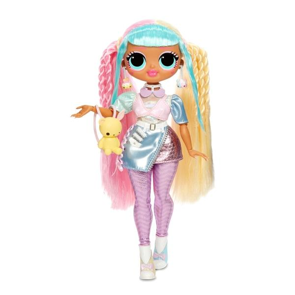 НОВИНКА Кукла ЛОЛ Сюрприз! ОМГ 2 Бон Бон  Кендилишис L.O.L Surprise! O.M.G Fashion Candylicious