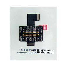 Набор высококачественных шлейфов iBridge для Apple iPhone 6S, для проверки и ремонта разъёма Lightning, LCD+TOUCH, фронтальной и основной камеры, фото 2