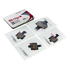 Набор высококачественных шлейфов iBridge для Apple iPhone 6S, для проверки и ремонта разъёма Lightning, LCD+TOUCH, фронтальной и основной камеры, фото 3