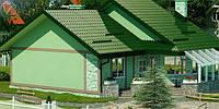 Строительство домов, Львов, коттеджей, особняков 450 у. е. за кв. м