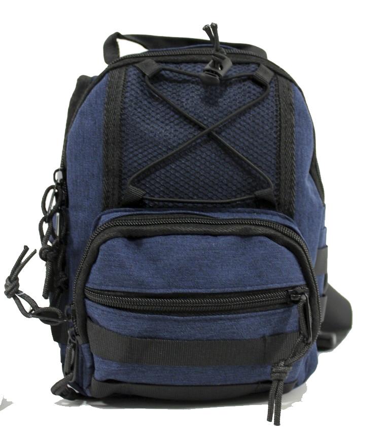 """Городской рюкзак, сумка на одно плечо """"YR 1201-1"""""""