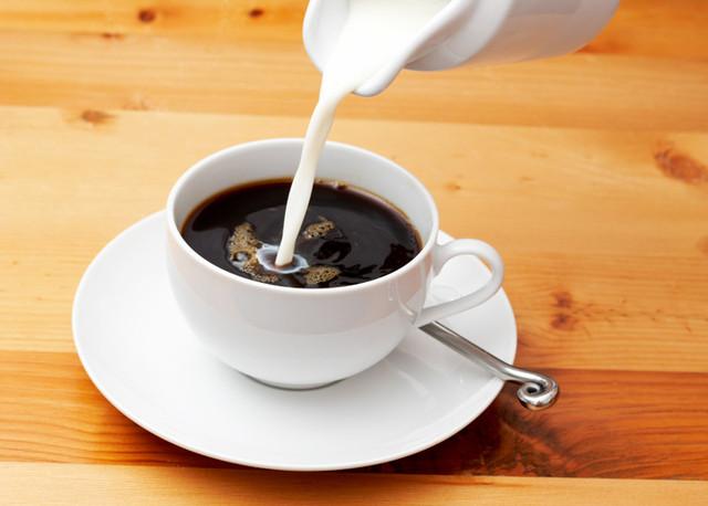 Сухие сливки для кофе