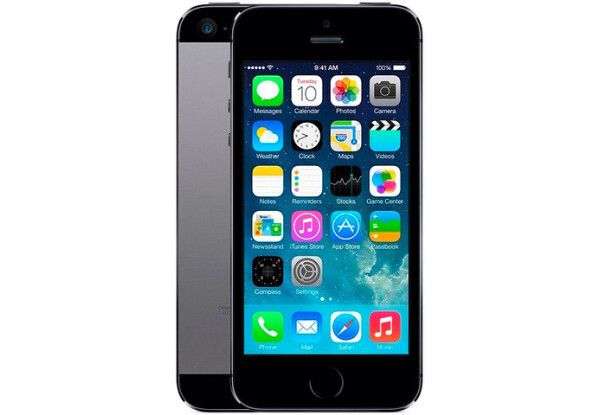 Смартфон Apple iPhone 5s 32Gb Gray Stock A-