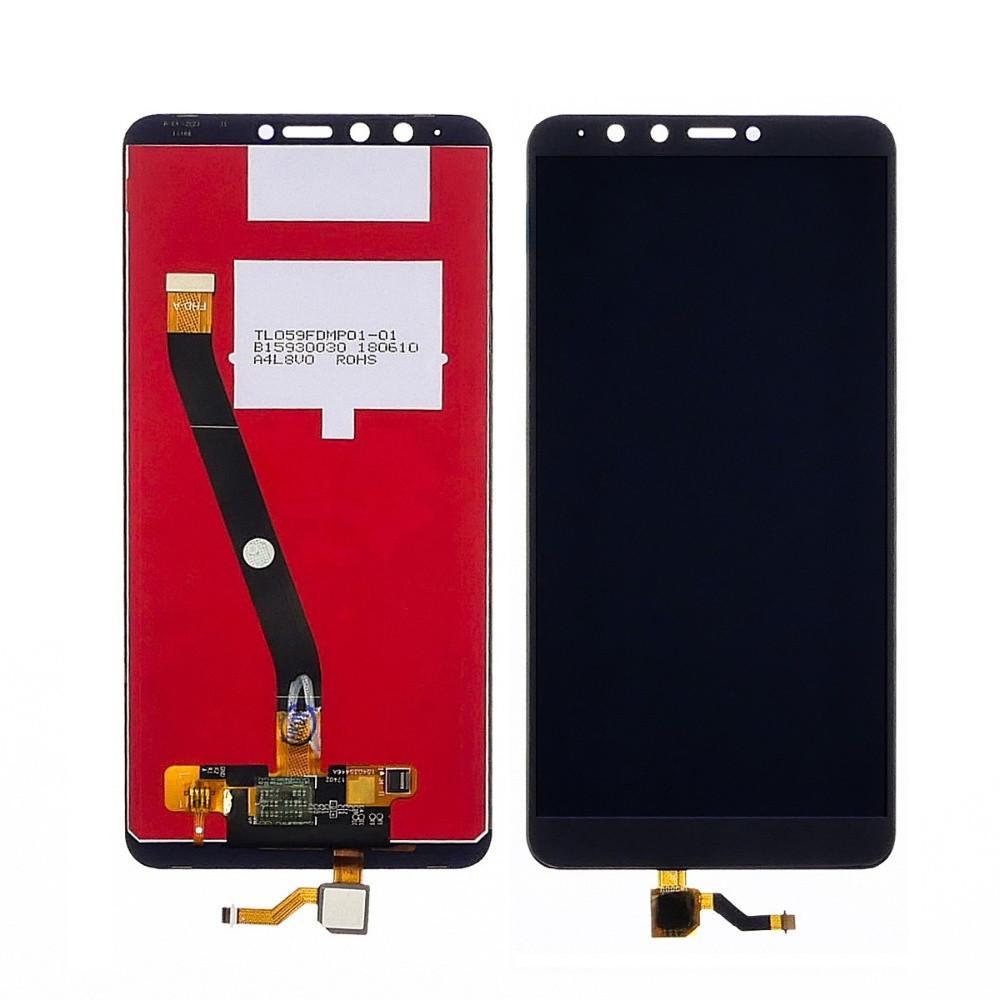 Дисплей для Huawei Y9 2018/ Enjoy 8 Plus с чёрным тачскрином