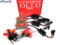 Комплект ксенона Ollo H1 5000K 24V Germany