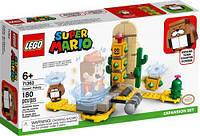 Конструктор LEGO Super Mario Поки из пустыни. Дополнительный набор (71363)