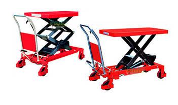Підйомні столи гідравлічні