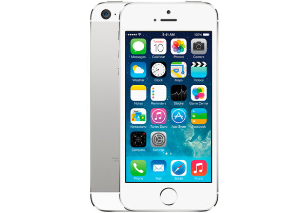 Смартфон Apple iPhone 5s 32Gb Silver Stock A-