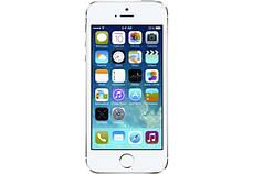 Смартфон Apple iPhone 5s 32Gb Silver Stock A-, фото 2