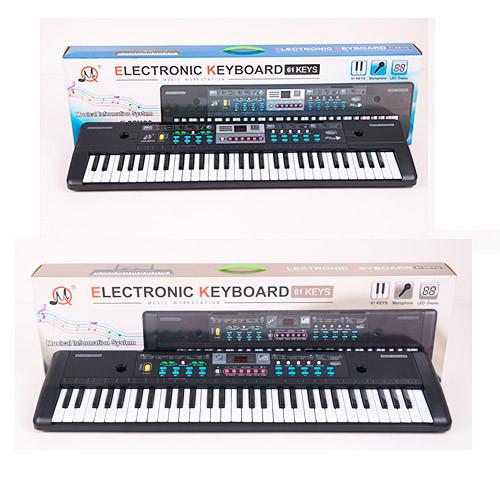 Детский синтезатор Пианино MQ6111-12 61 клавиша