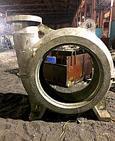Корпус насоса, отливка из металла под заказ, фото 5