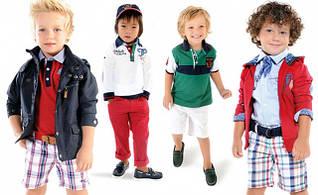 Літній одяг для дітей