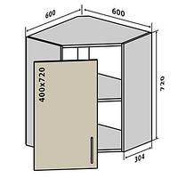 Кухонный модуль №14 верх  люкс 600*720, фото 1