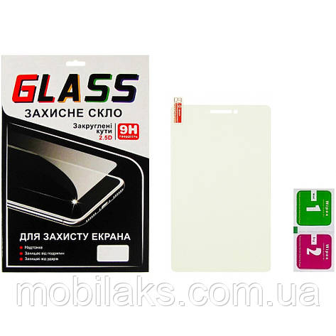 Защитное стекло для LENOVO Tab E7 TB-7104F (0.3 мм, 2.5D), фото 2