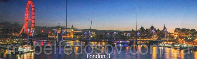 8 категория Лондон тройной принт