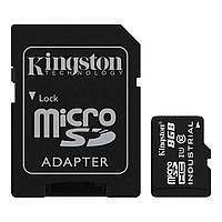 Карта пам'яті Kingston microSD 8 GB (К-8)