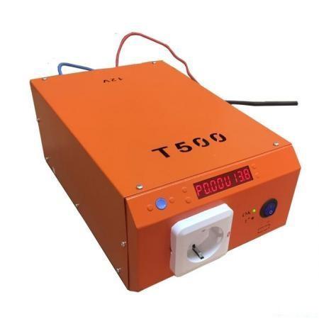 ИБП для Котла ЛЕОТОН ФОРТ T500 0.5 кВт.  (Чистая синусоида)