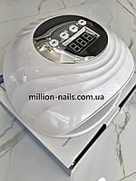 Лампа для сушіння нігтів UV/LED F8 на 86 Вт. (біла)