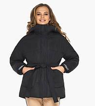 Пуховик женский Youth 21045   Короткая курточка зимняя женская