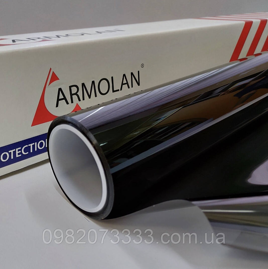 Тонировочная пленка Armolan HPR LR CH 15 металлизированная тонировочная пленка для стекла ширина 1.524