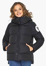 Женская зимняя куртка черная. Пуховик женский Youth  4XS нет в наличии !!!