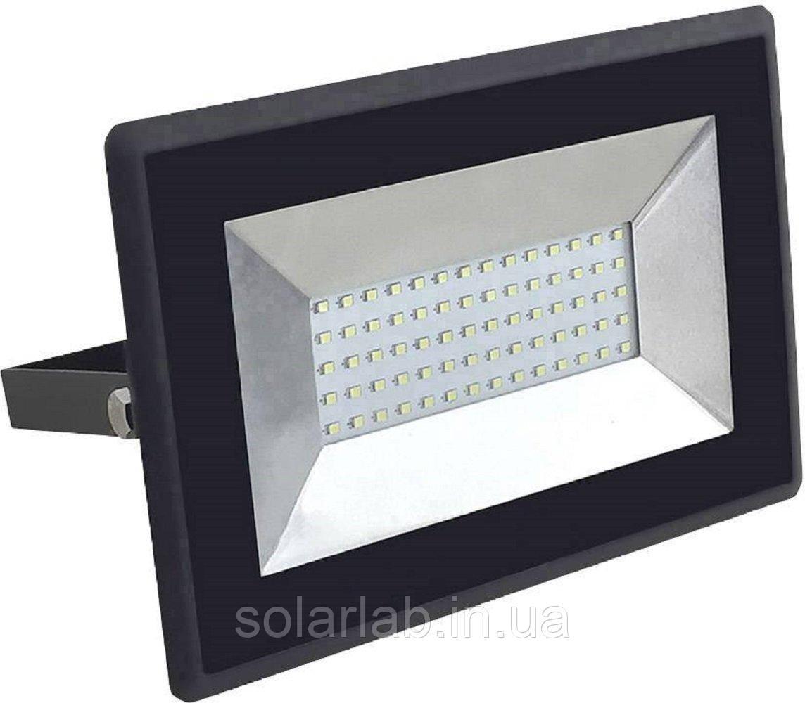 Прожектор уличный LED V-TAC, 50W, SKU-5960, E-series, 230V, 6500К, черный