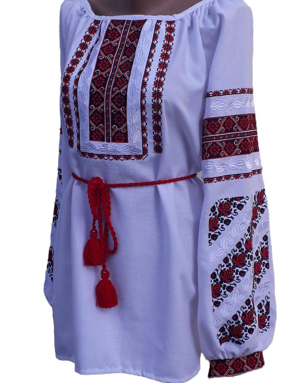 "Женская вышитая рубашка ""Маргарет"" BN-0029"