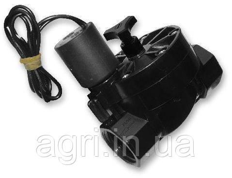 Електроклапан з регулюванням потоку